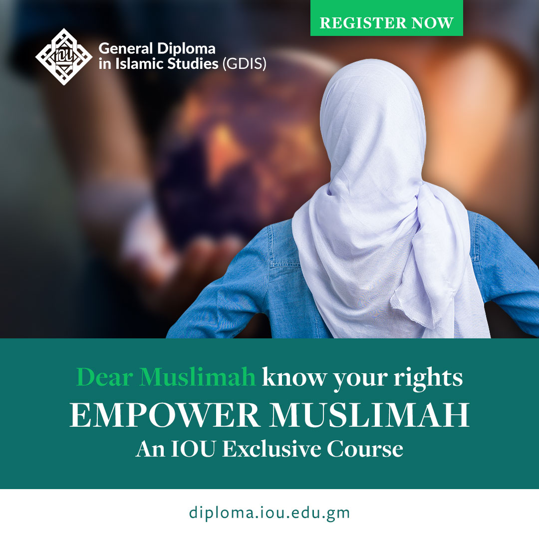 Course Image Empowered Muslimah