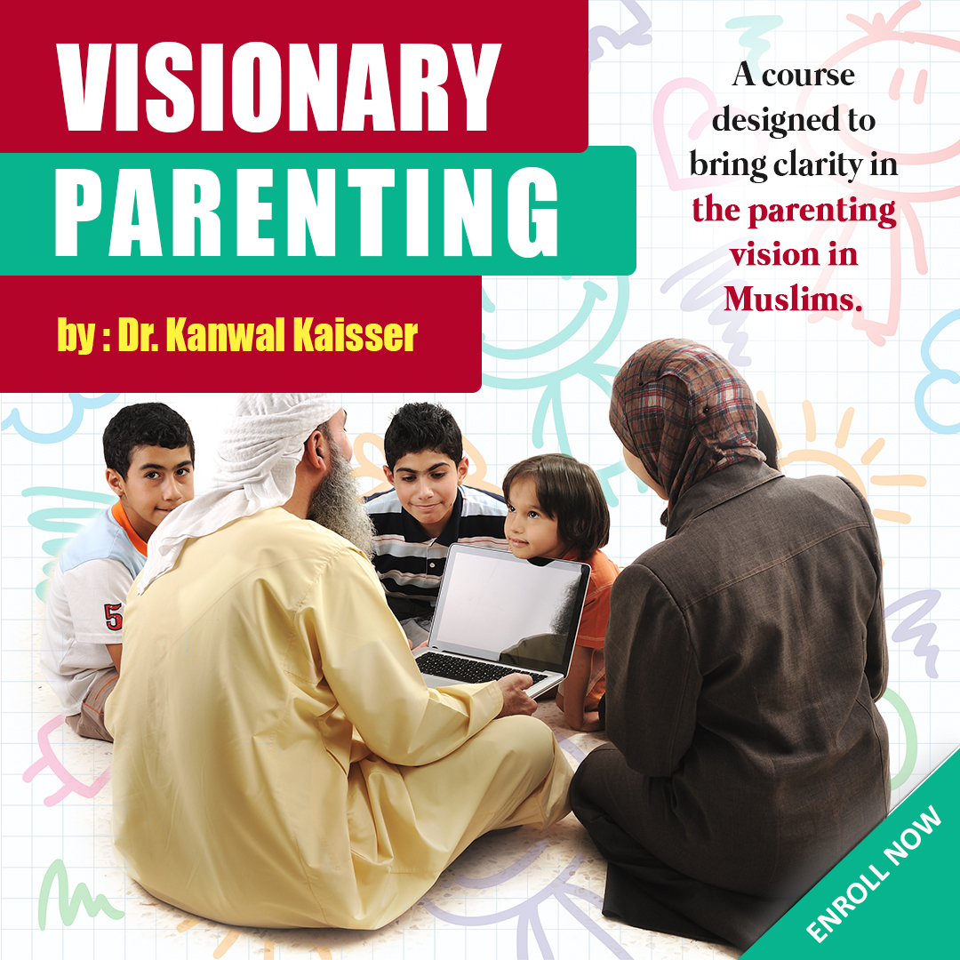 Visionary Parenting (VF 101)