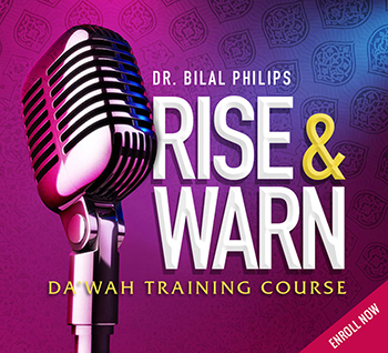 Da'wah Training Course (IIS 013)