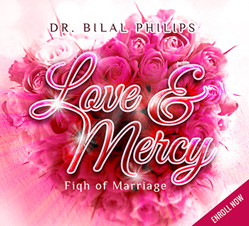 Garments of Love and Mercy: Fiqh of Marriage (FQH 051)