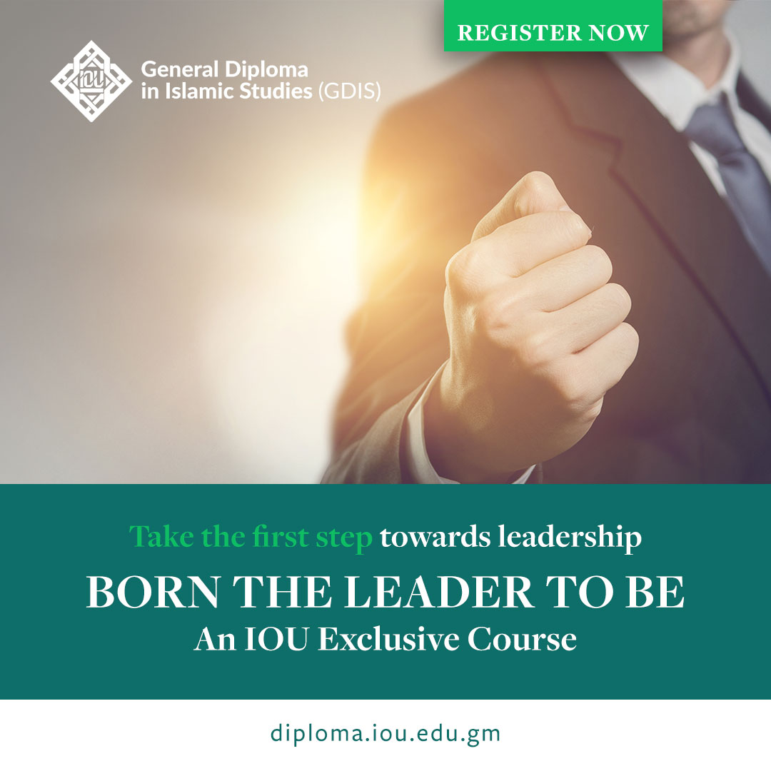 Course Image Be The Leader That YOU Were Born To Be!