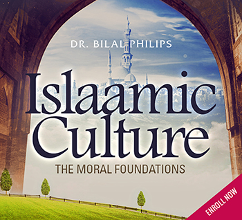 The Moral Foundations of Islaamic Culture (IIS 012)